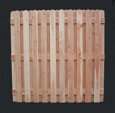 Larche Sichtschutz Rundbogen Holz Im Garten
