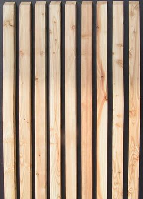 Zaunlatten Und Riegel Staketen Zaunlatte Larche Unbehandelt Holz