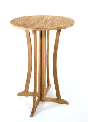 Mobel Tisch Aus Teak Holz Holz Im Garten