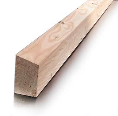 Zaunlatten Und Riegel Zaunriegel Larche Unbehandelt 3 00 M Holz